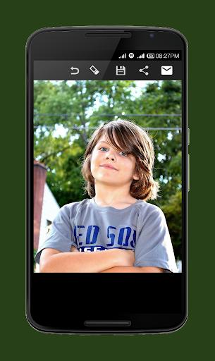 Blur Image - DSLR focus effect 1 تصوير الشاشة