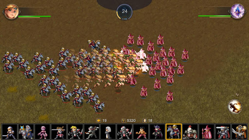 Miragine War screenshot 8