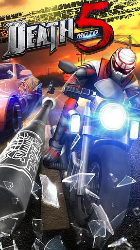 Death Moto 5 : Free Top Fun Motorcycle Racing Game screenshot 5
