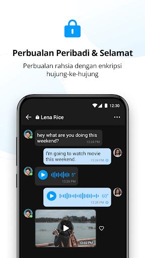 imo Panggilan Video & Teks screenshot 6