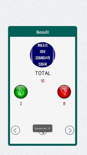 India GK In Hindi - भारत का सामान्य ज्ञान screenshot 6