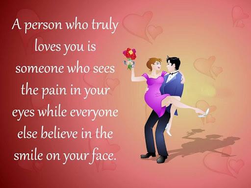 Love Quotes Pictures - Love Status screenshot 4