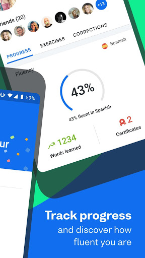 French Learning App - Busuu Language Learning screenshot 6