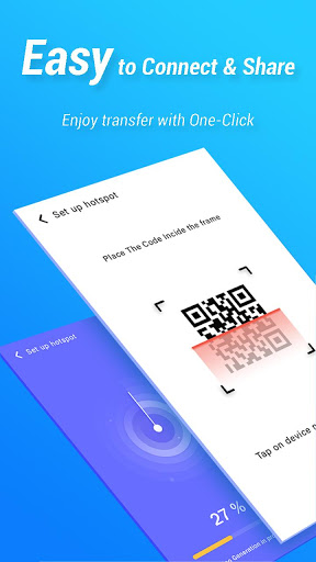 Share Karo.ly King: File transfer securely. screenshot 3