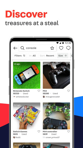 Carousell: Fashion, Services, Automotive, Property स्क्रीनशॉट 5