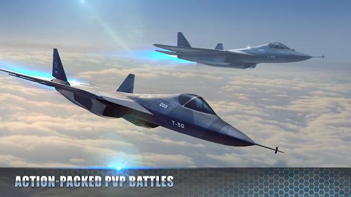 Modern Warplanes: Sky fighters PvP Jet Warfare screenshot 1