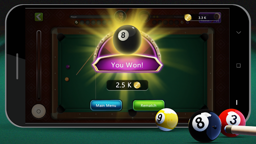8 Ball Billiards- Offline Free Pool Game screenshot 8