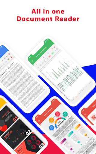 WPS PDF, Word, Excel,PowerPoint Office Suite, 2020 1 تصوير الشاشة