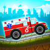 Ambulance Kid Driving Game आइकन