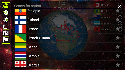 Earth 3D screenshot 4