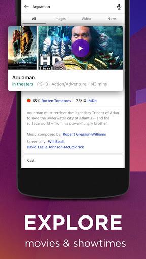 Yahoo Search screenshot 5