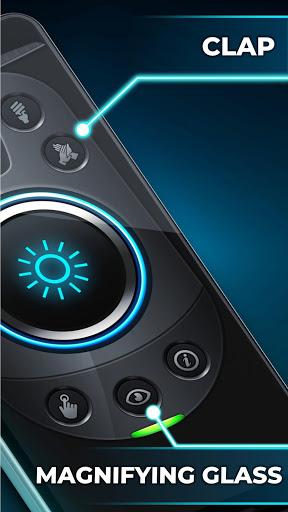 Flashlight 🔦🌟💡 screenshot 3