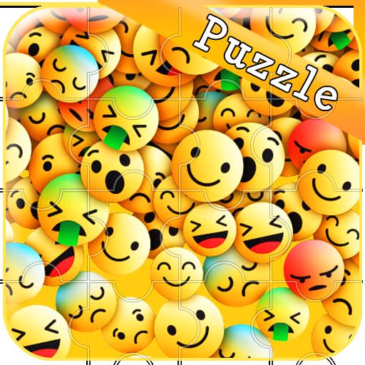 Emoji puzzle أيقونة