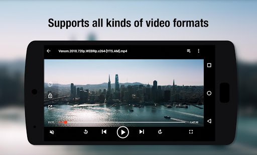 Video Player All Format - Full HD Video Player screenshot 1