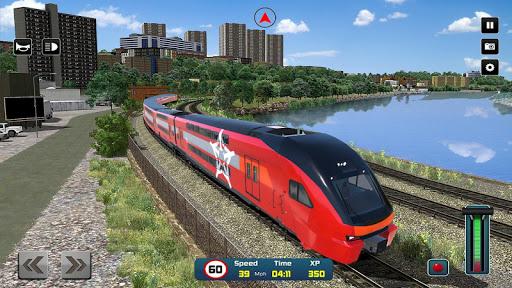 City Train Driver Simulator 2019: Free Train Games screenshot 3