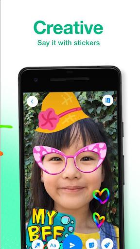 Messenger Kids – The Messaging App for Kids screenshot 5