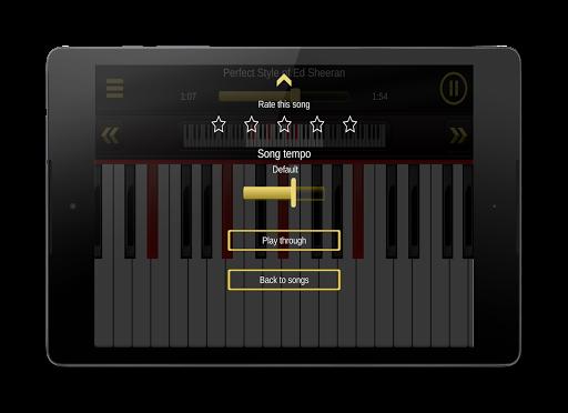 Mini Piano ® 9 تصوير الشاشة