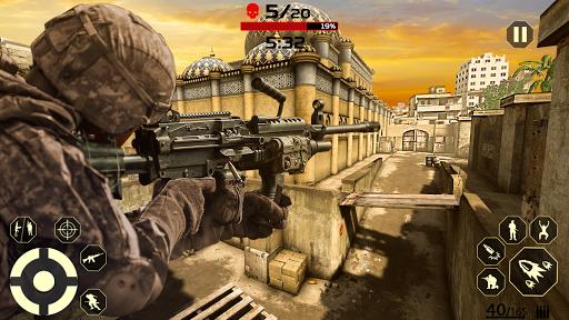 Unknown Battleground Fire: Fire Free Battle Royale screenshot 5
