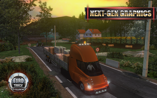 Euro Truck Evolution (Simulator) screenshot 7