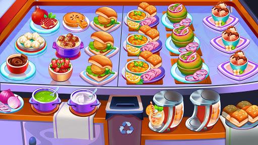Game memasak India - makanan & restoran madness screenshot 2