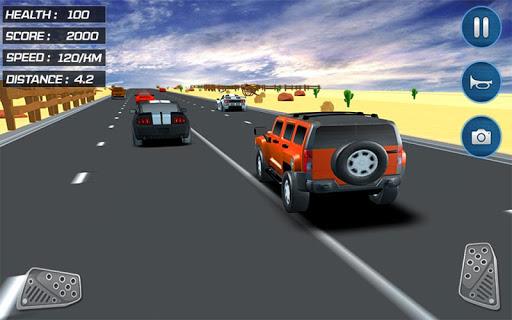 Highway Prado Racer screenshot 10
