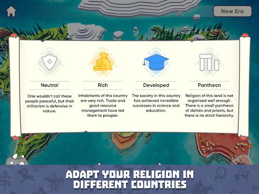 God Simulator. Religion Inc. screenshot 9