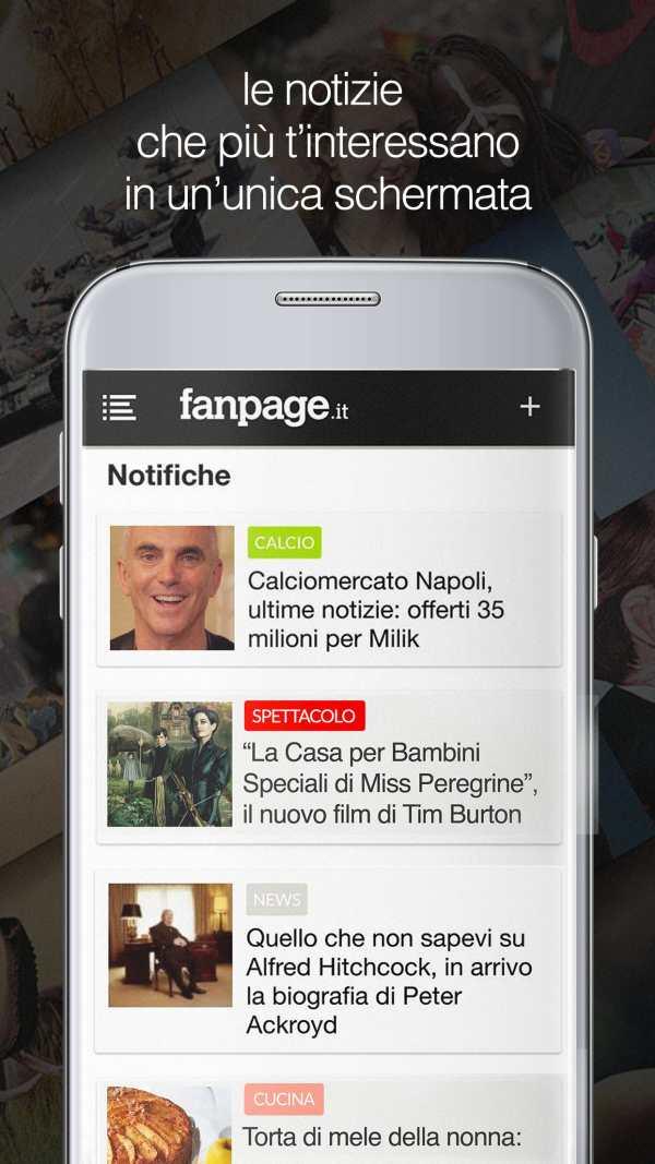 Fanpage.it - Breaking News screenshot 3