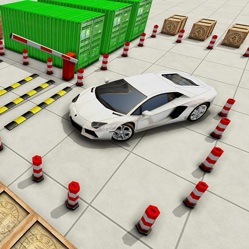 Modern Car Parking Free Games 3D – New Car Games иконка
