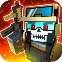 Cube Z (Pixel Zombies) on 9Apps