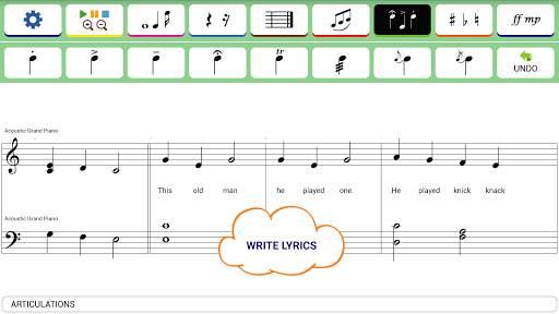 Maestro - Music Composer screenshot 5
