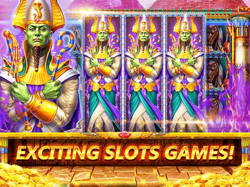 Slots of Immortality™ - Free Casino Slot Games 11 تصوير الشاشة