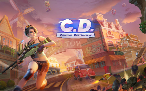 Creative Destruction 7 تصوير الشاشة