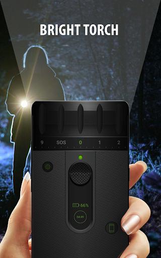 Color LED Flashlight Selene & FLASH screenshot 8