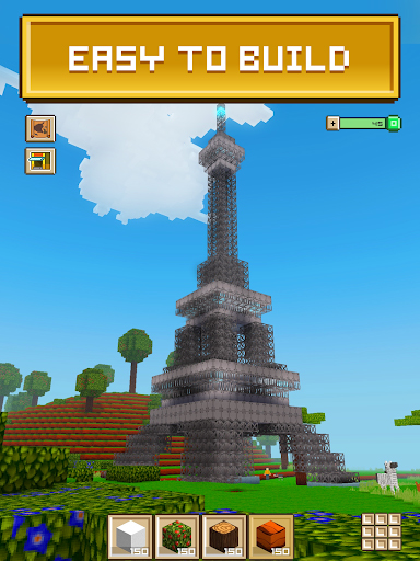 Block Craft 3D: Building Simulator Games For Free screenshot 2