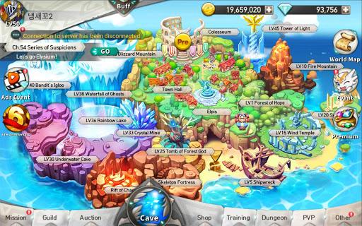 Dragon Village 2 - Dragon Collection RPG screenshot 13