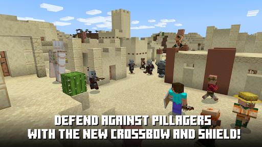 Minecraft Trial 6 تصوير الشاشة