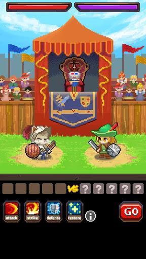Warriors' Market Mayhem VIP : Offline Retro RPG screenshot 4