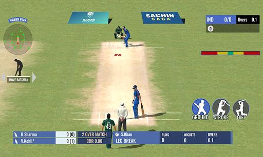 Sachin Saga Cricket Champions स्क्रीनशॉट 3