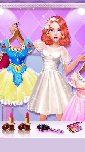 💄👗Cinderella Fashion Salon - Makeup & Dress Up screenshot 5