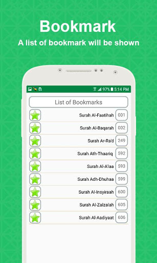 Read Quran Offline - AlQuran Kareem screenshot 6