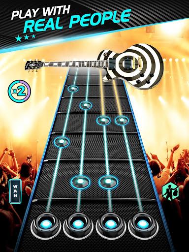 Guitar Band Battle 7 تصوير الشاشة