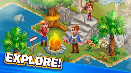 Golden Farm : Idle Farming & Adventure Game screenshot 2