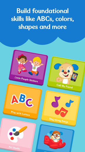 Learn & Play by Fisher-Price: ABCs, Colors, Shapes 1 تصوير الشاشة