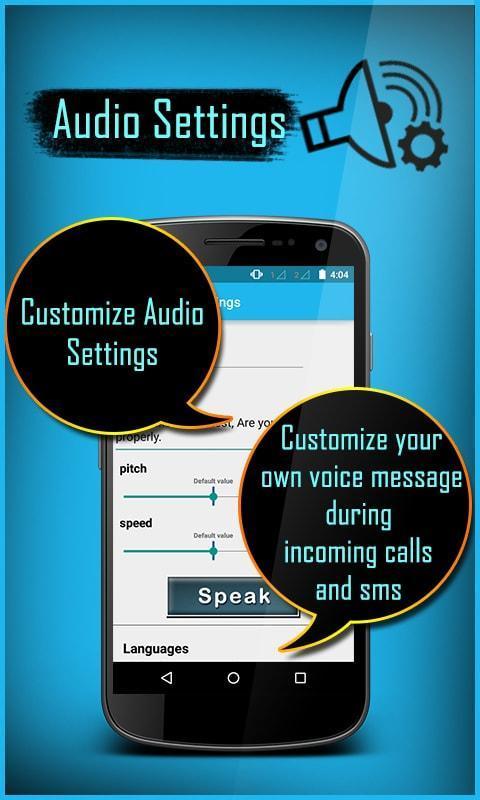 Caller Name Announcer - Speaker - Ringtone maker 6 تصوير الشاشة
