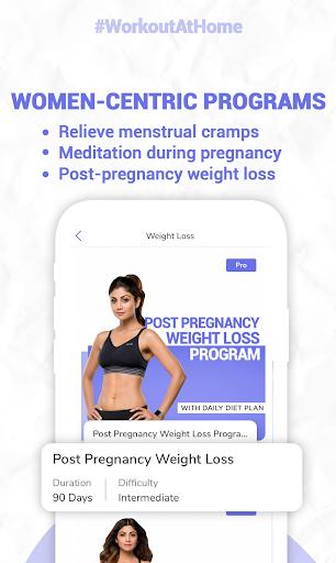 Simple Soulful - Shilpa Shetty: Yoga Exercise Diet screenshot 8