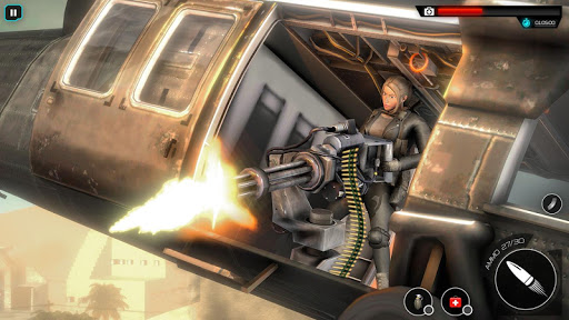 Cover Strike Fire Shooter: Action Shooting Game 3D screenshot 15