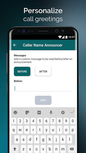 Caller Name Announcer – with Caller ID screenshot 3