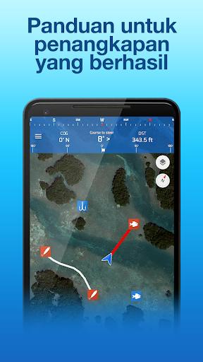 Fishing Points Memancing & GPS screenshot 5