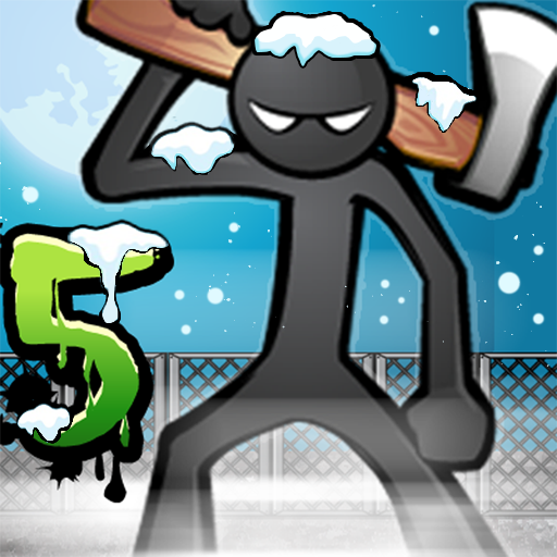 Anger of stick 5 : zombie أيقونة