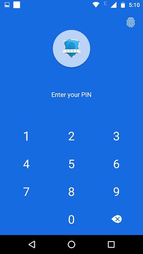 App lock - Real Fingerprint, Pattern & Password 6 تصوير الشاشة
